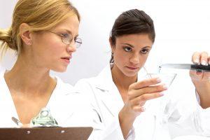 female scientists